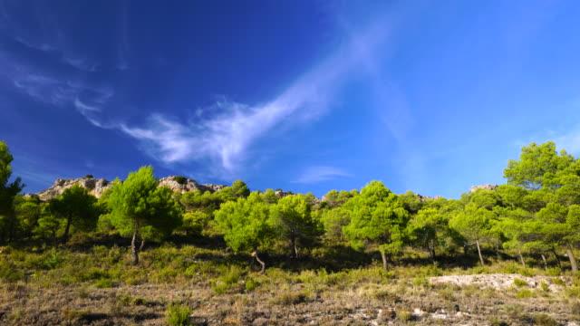 Landscape in Serranía de Cuenca