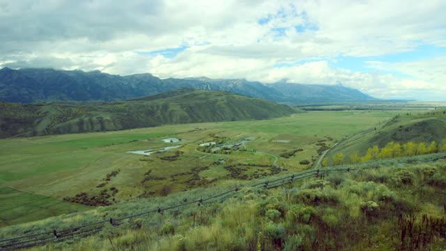 Landscape of Jackson Hole