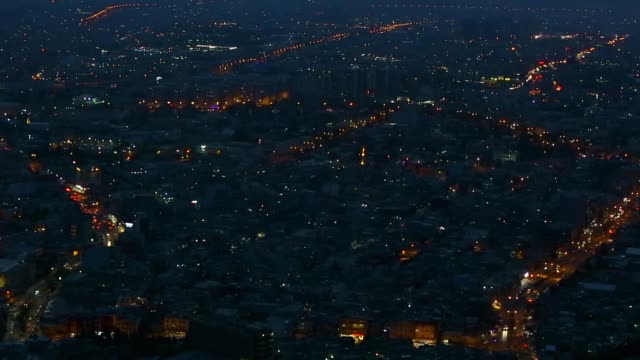 Landscape of the city of Dohuk in northern Iraq Dohuk is hosting thousands of refugees who have fled ISIS in Mosul and Sinjar Mountain