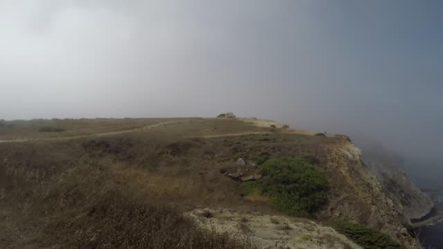 Landscape under Fog