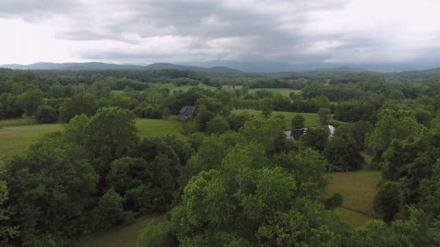 landscape with mountains - pennsylvania stock videos & royalty-free footage