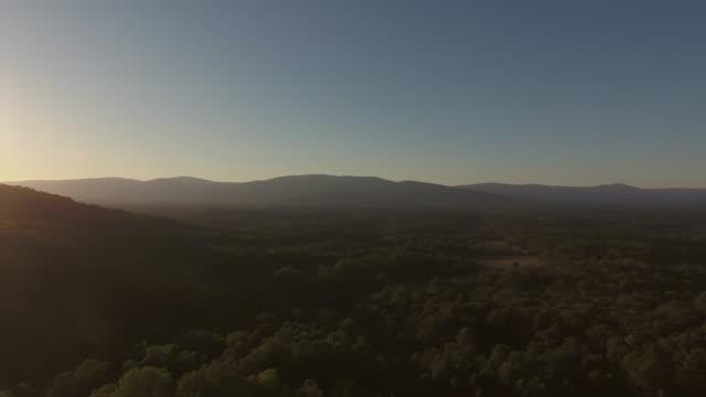 landscapes of virginia - spiritualità video stock e b–roll