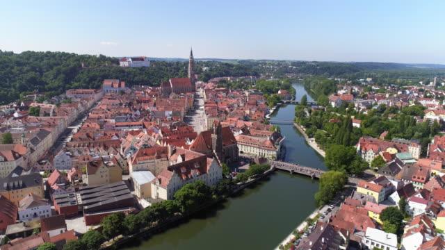 Landshut In Lower Bavaria