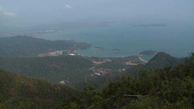 langkawi island landscape, langkawi - langkawi stock videos and b-roll footage
