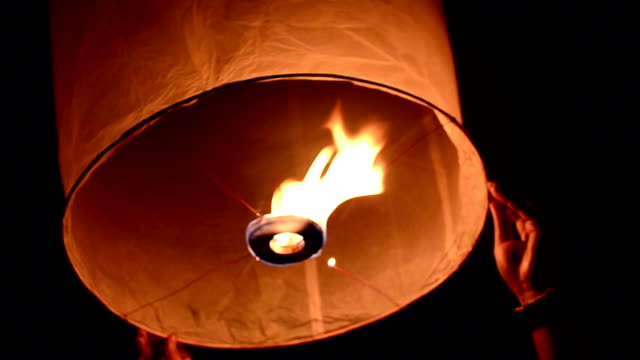 lantern traditional festival clos up - frank fay stock videos and b-roll footage