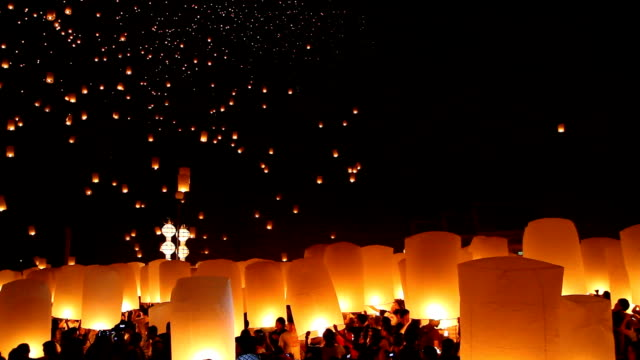 lantern traditional festival - religion stock videos & royalty-free footage