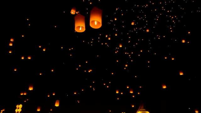 lantern traditional festival - frank fay stock videos and b-roll footage