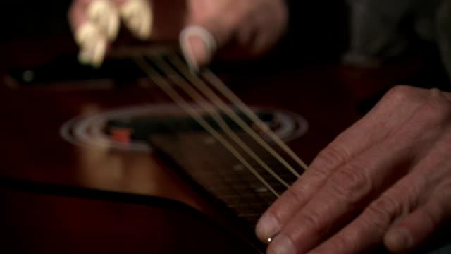 lap steel guitar - keithmckenzie stock videos & royalty-free footage