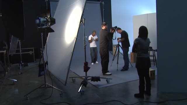 larenz tate at the behind the scenes larenz tate at los angeles ca - larenz tate stock videos and b-roll footage