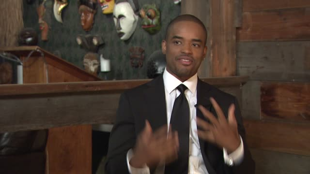 larenz tate on staying healthy and in shape at the behind the scenes larenz tate at los angeles ca - larenz tate stock videos and b-roll footage