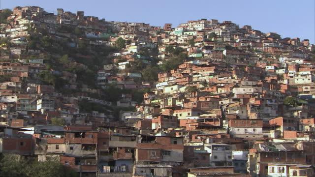 WS PAN Large area of densely clustered homes in hills / Caracas, Miranda, Venezuela