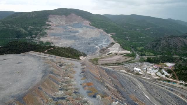 large copper mine, turkey - biggest stock videos & royalty-free footage