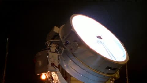 large spotlight rotating - première stock videos & royalty-free footage