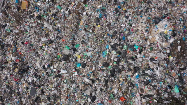 large stack garbage dump zoom out, environmental issues and pollution - zoom out stock videos & royalty-free footage