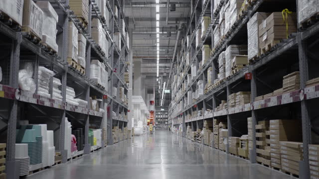 large warehouse - large stock videos & royalty-free footage
