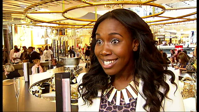 largest gospel choir world record attempt rachel kerr interview sot was honoured to lead singing - world record stock videos & royalty-free footage