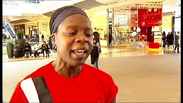 largest gospel choir world record attempt toyn idwowu interview sot gospel choir singing richard taylor interview sot - world record stock videos and b-roll footage