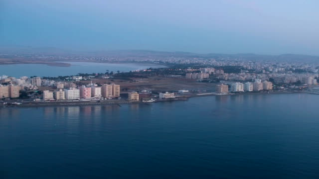 Larnaca at Sunset, Cyprus