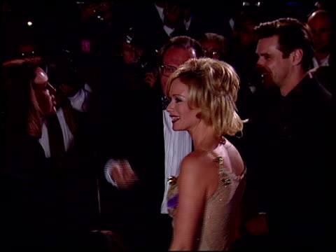 larry king at the 1997 academy awards vanity fair party at the shrine auditorium in los angeles california on march 24 1997 - 69th annual academy awards stock videos & royalty-free footage