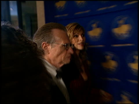 larry king at the carousel of hope ball at the beverly hilton in beverly hills california on october 28 2000 - carousel of hope stock videos and b-roll footage