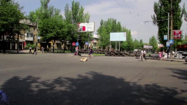 Las autoridades ucranianas afirmaron este viernes que estan ganando terreno frente a los separatistas prorrusos del este del pais