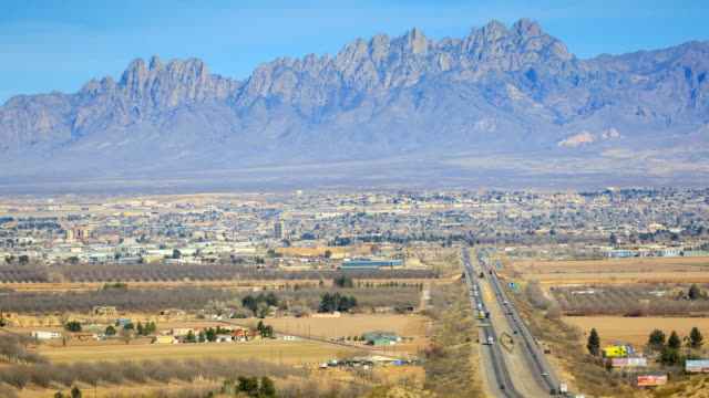las cruces, new mexico - new mexico stock videos & royalty-free footage