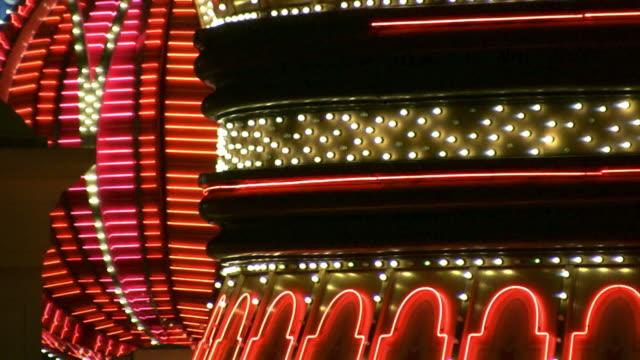 Las Vegas Casino Blinking Lights