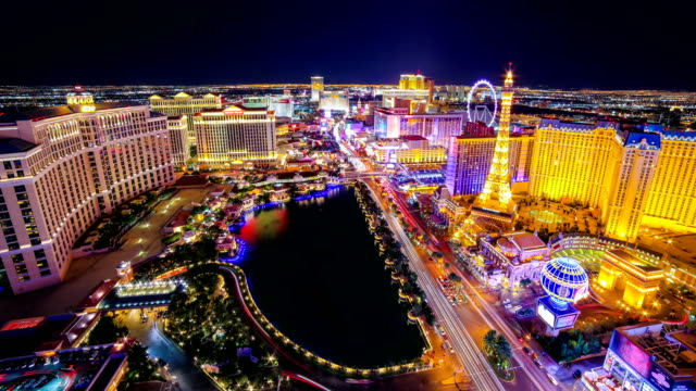 las vegas, nv - las vegas stock videos & royalty-free footage