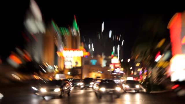 Verkehr Las Vegas Strip