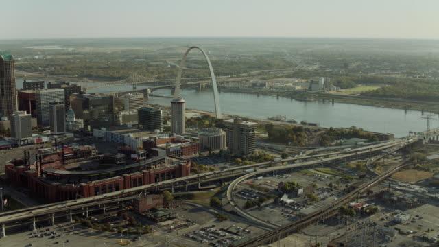 LaSalle To Gateway Arch In St Louis