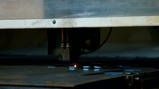 Laser Cutting Of Metal
