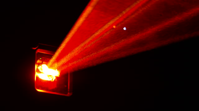 laser show - projection equipment stock videos & royalty-free footage