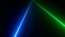 Laser Strobe Beams Seamless Loop