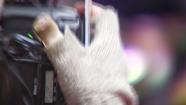 lassie at the broadcast film critics association's 2007 critic's choice awards at santa monica civic auditorium in santa monica, california on... - broadcast film critics association stock videos & royalty-free footage