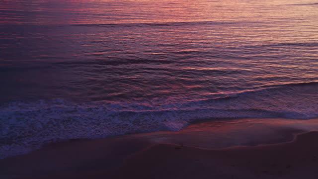 Last Daylight on Waves