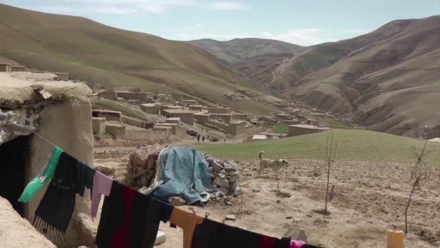 Last May a massive landslide buried an entire village in Afghanistan's mountainous northeast