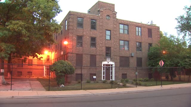 WGN Lathrop Public Housing on July 30 2013 in Chicago Illinois