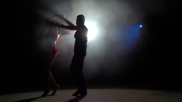 latin american dancing - cuban stock videos and b-roll footage
