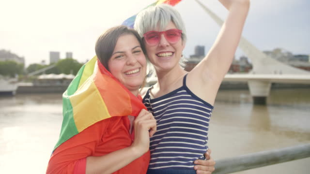 latin american lesbian friends in buenos aires - yerba mate stock videos & royalty-free footage