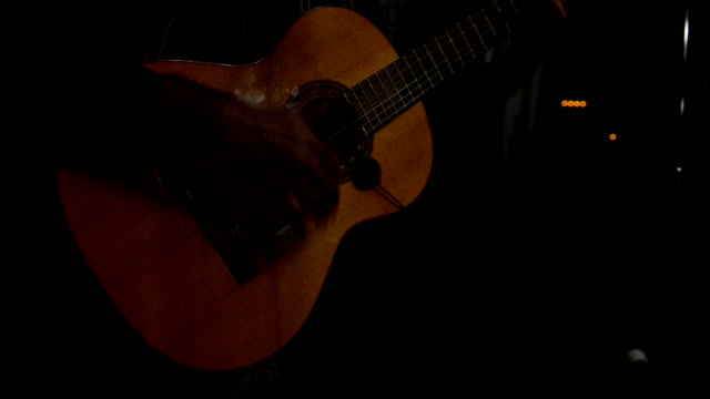 latin music with guitar - cuban culture stock videos & royalty-free footage