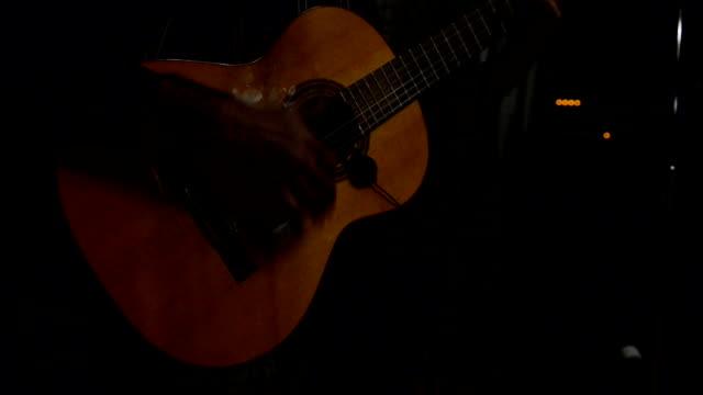 Latin music with guitar