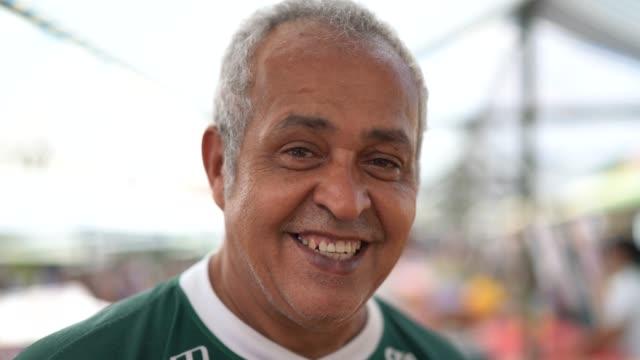 Latino Man Portrait