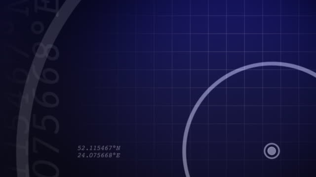 latitude01 blue loop background - latitude stock videos & royalty-free footage