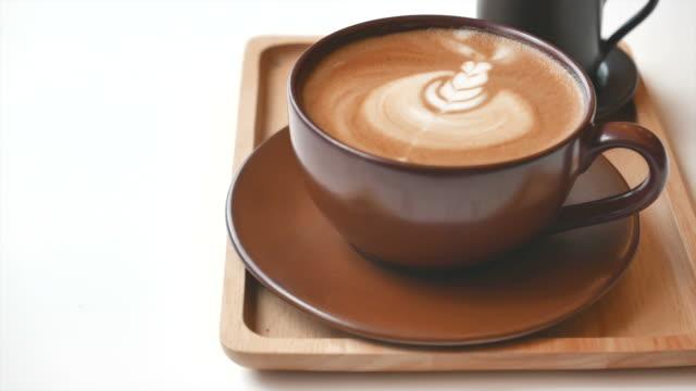 HD Latte Coffee cup