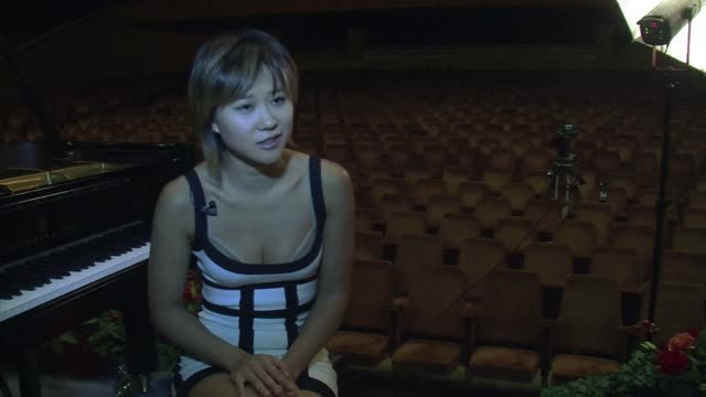 Lauded by critics for her technique and artistry flamboyant Chinese pianist Yuja Wang says her rebellious character made her dismiss remarks about...