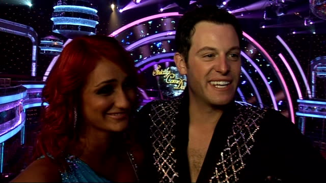 launch of new strictly come dancing series: interviews with contestants; matt baker interview sot - on going from being a tv presenter to a dancer -... - ann widdecombe stock videos & royalty-free footage