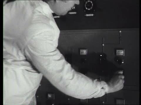 stockvideo's en b-roll-footage met launching of chernobyl nuclear power plant - kernramp van tsjernobyl