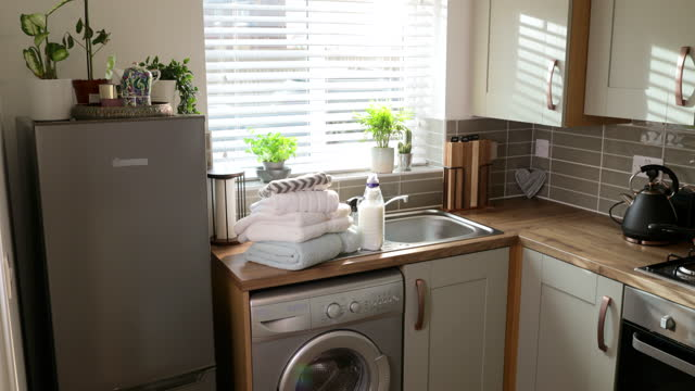 laundry day - laundry detergent stock videos & royalty-free footage