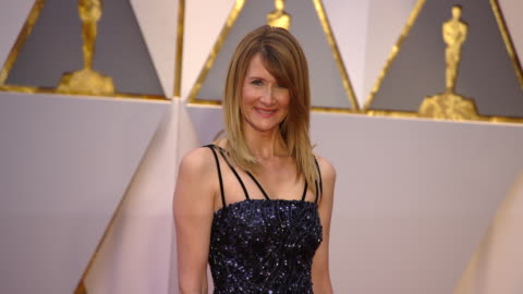 laura dern at 89th annual academy awards - arrivals at hollywood & highland center on february 26, 2017 in hollywood, california. 4k available -... - laura dern stock videos & royalty-free footage