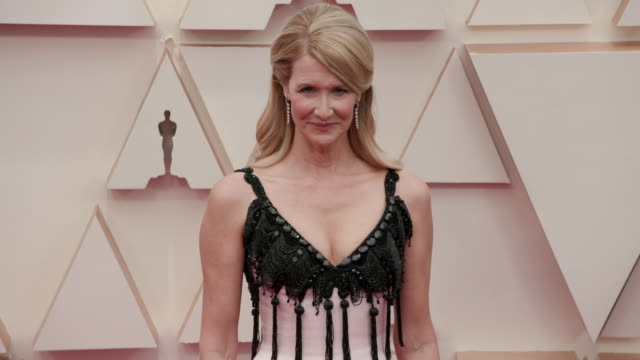 laura dern at dolby theatre on february 09, 2020 in hollywood, california. - laura dern stock videos & royalty-free footage